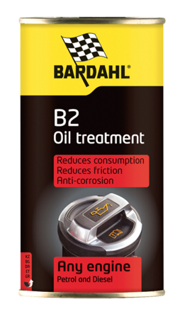 Image of Bardahl B2 olietilsætning 300 ml
