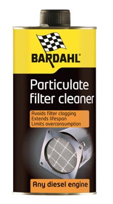 Image of Bardahl Partikelfilter Rens 1 ltr. (til tanken)