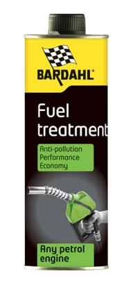 Image of Bardahl Karburator & System rens 300 ml.