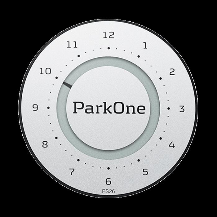 ParkOne 2 Titanium Silver