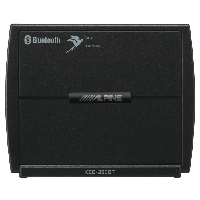 Image of   Alpine KCE250BT Parrot bluetooth