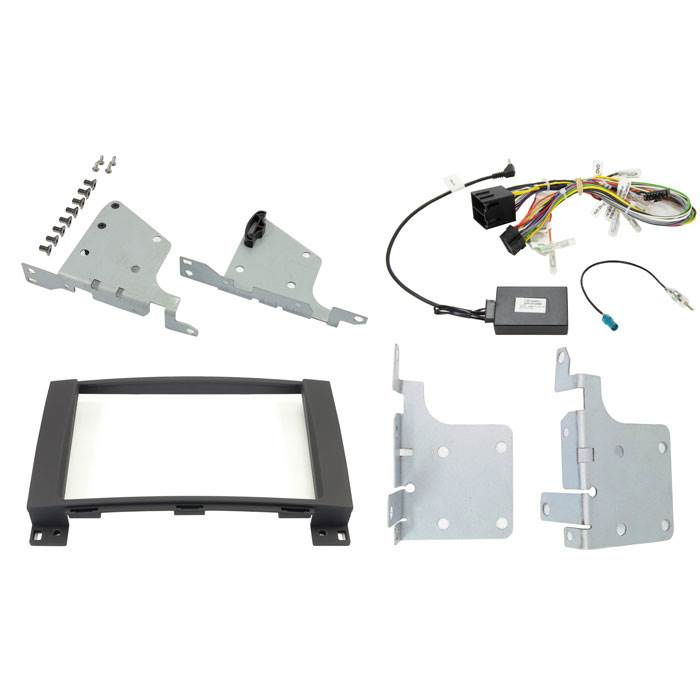 "Image of   Alpine 2-DIN 8"" Kit f. Mercedes A/B/Vito/Viano"