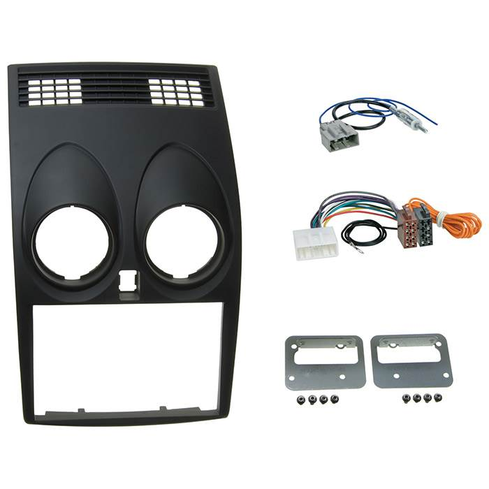 "Image of   Alpine 2-DIN 8"" Kit f. Nissan Qashqai 2"