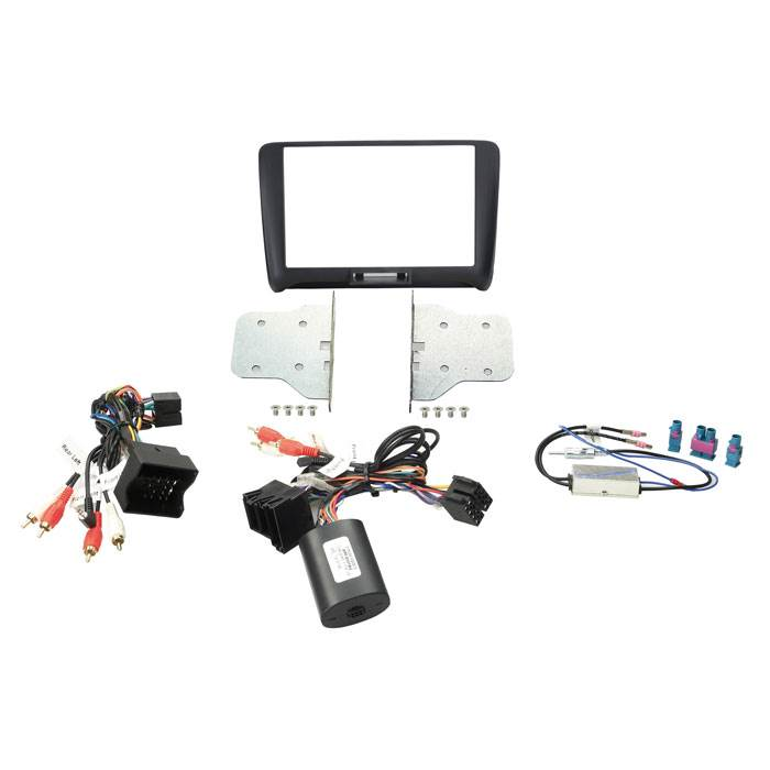 "Image of   Alpine 2-DIN 8"" Kit f. Audi TT"