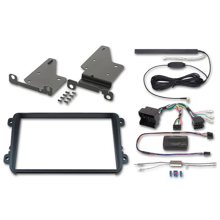 "Image of   Alpine 2-DIN 8"" Kit f. VW MIB-PQ platform"