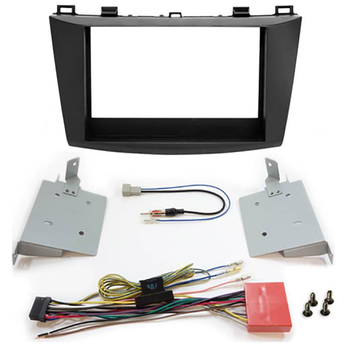 "Image of   Alpine KITWXEM38 2-DIN 8"" Kit f. Mazda 3"