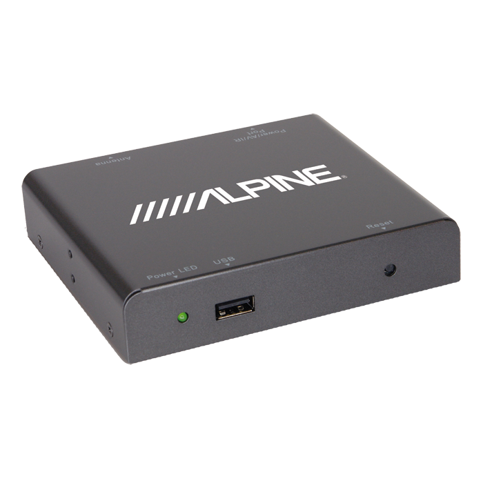 Image of   Alpine DAB Turner avn/is med touch