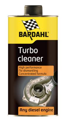 Image of Bardahl Turbo Rensevæske til tanken (diesel) 1 ltr.