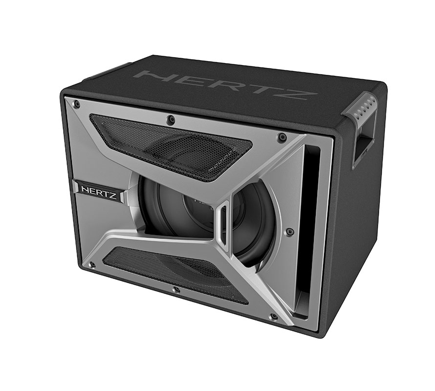 Image of   Hertz EBX300R Energy Sub-Box refleks