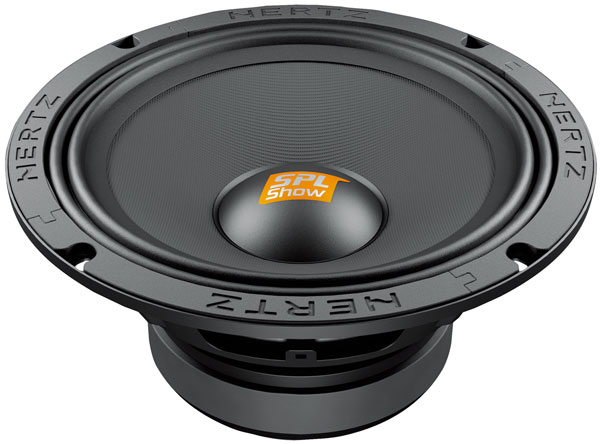 Image of   Hertz SV200L SPL Subwoofer 200 mm / 8""