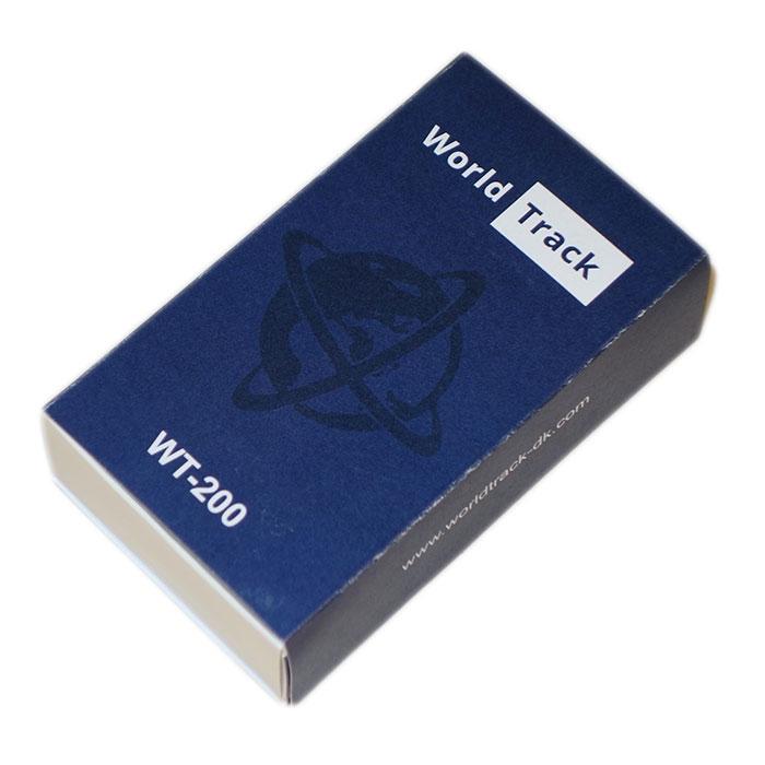 Image of Elektronisk kørebog, WorldTrack GPS, OBD
