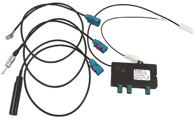 Image of DAB/FM antenne splitter med kabel