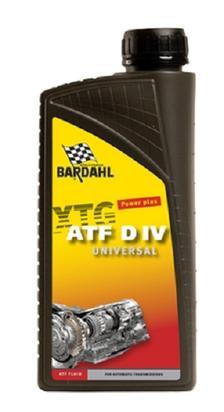 Image of Bardahl Gearolie - ATF DIV Universal Automatgearkasseolie 1 ltr