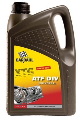 Image of Bardahl Gearolie - ATF DIV Universal Automatgearkasseolie 5 ltr