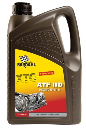 Image of Bardahl Gearolie - Automatgearolie ATF Dexron II 5 ltr.