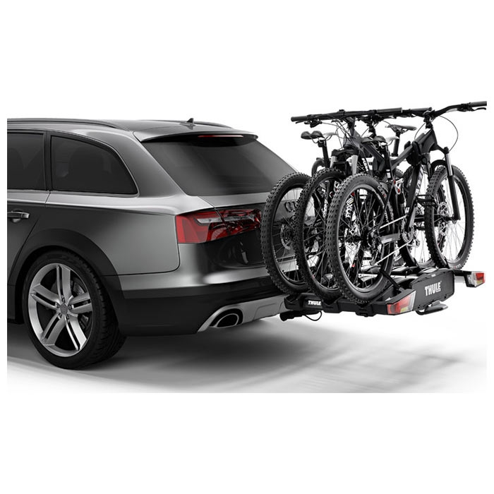 Frisk Thule Easyfold XT - Cykelholder til 3 cykler - Transportudstyr CJ-53