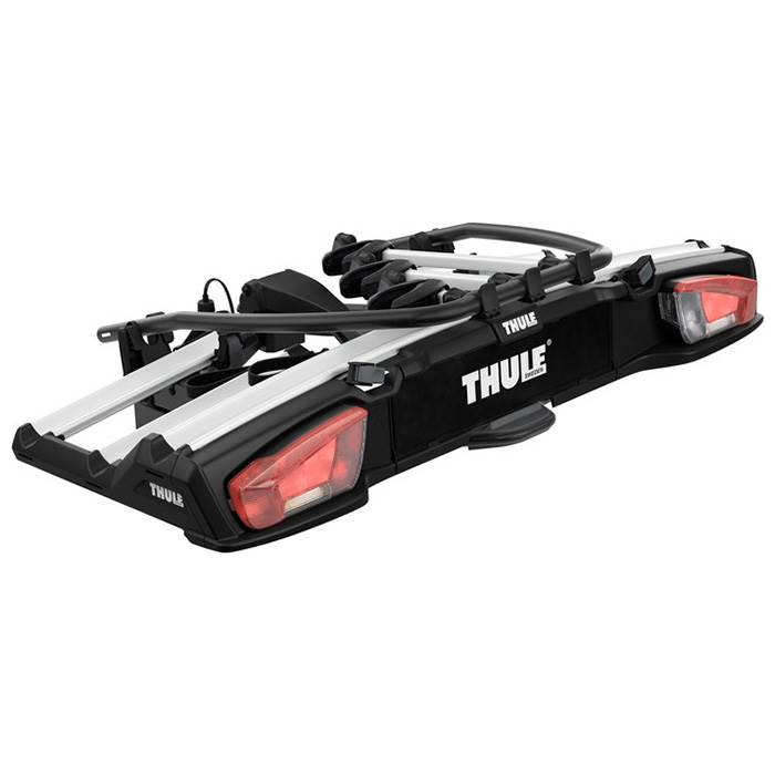 thule velospace xt 3 bike 13 pin cykelholder til 3. Black Bedroom Furniture Sets. Home Design Ideas