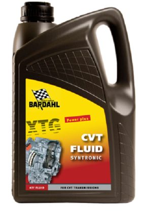 Image of Bardahl Gearolie - CVT Fluid Syntronic 5 ltr.