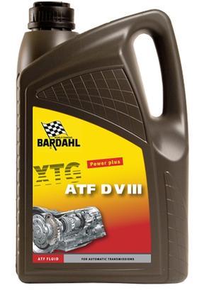 Image of Bardahl Gearolie - Automatic Transmission Fluid DVIII 5 ltr.