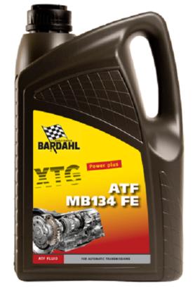 Image of Bardahl Gearolie - ATF MB134 FE 5 ltr.