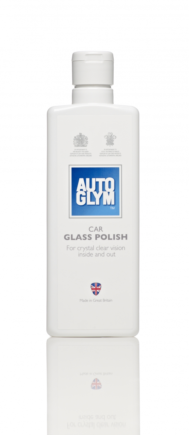 Image of Autoglym RUDERENS - Car Glass Polish med Antidug - 325 ml.