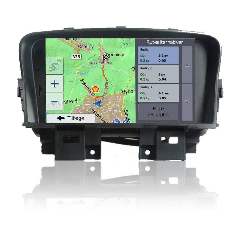 Image of Chevrolet Cruze Navigation