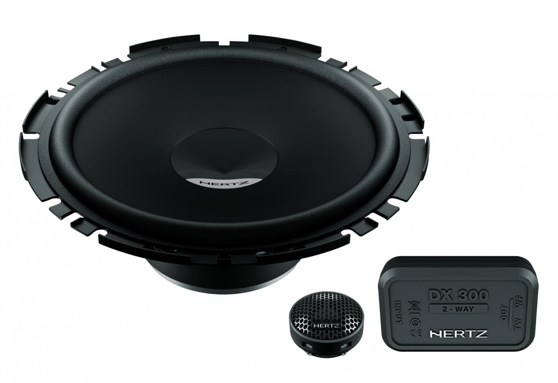 Image of Hertz DSK170, 2-vejs komponent højttalersystem