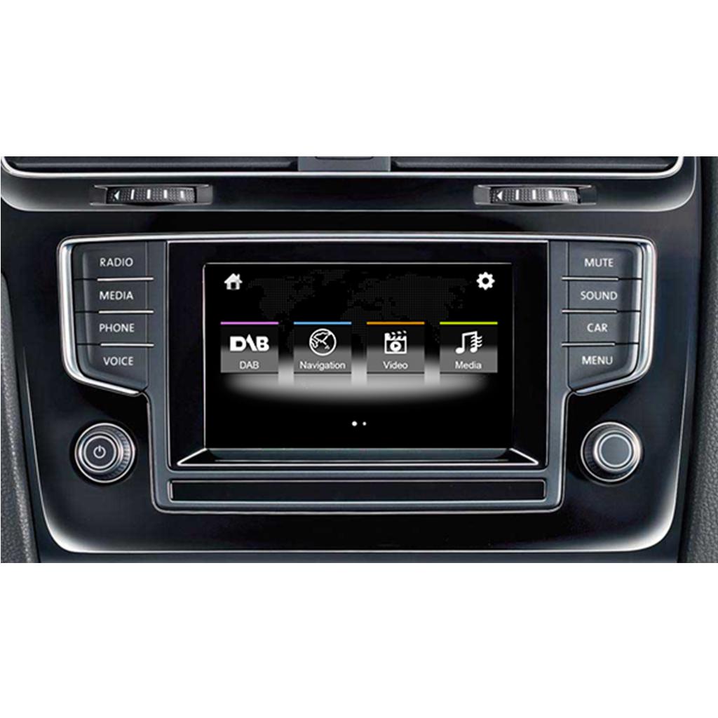 Volkswagen, Skoda & Seat - Navigation