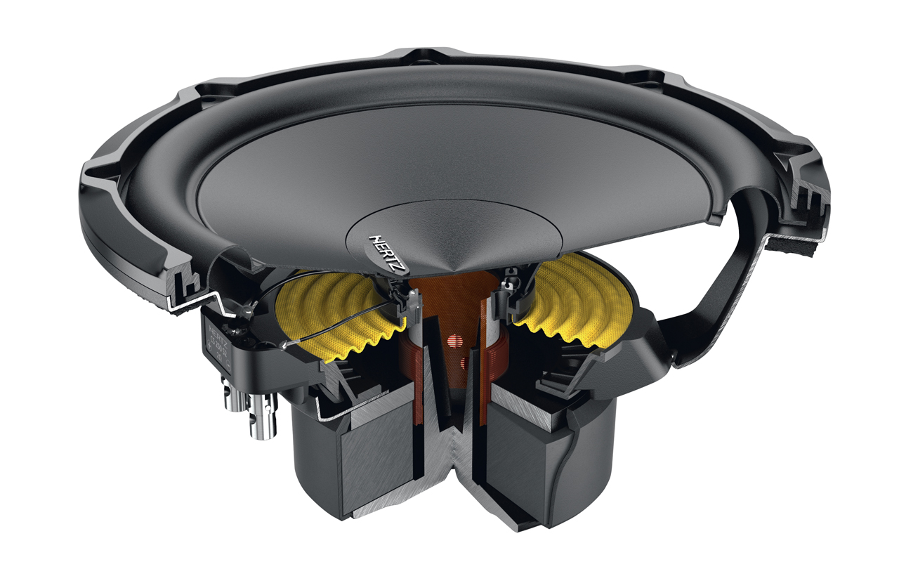 "Image of   Hertz CS250S4 Cento 10""/250 mm 4 Ohm subwoofer"