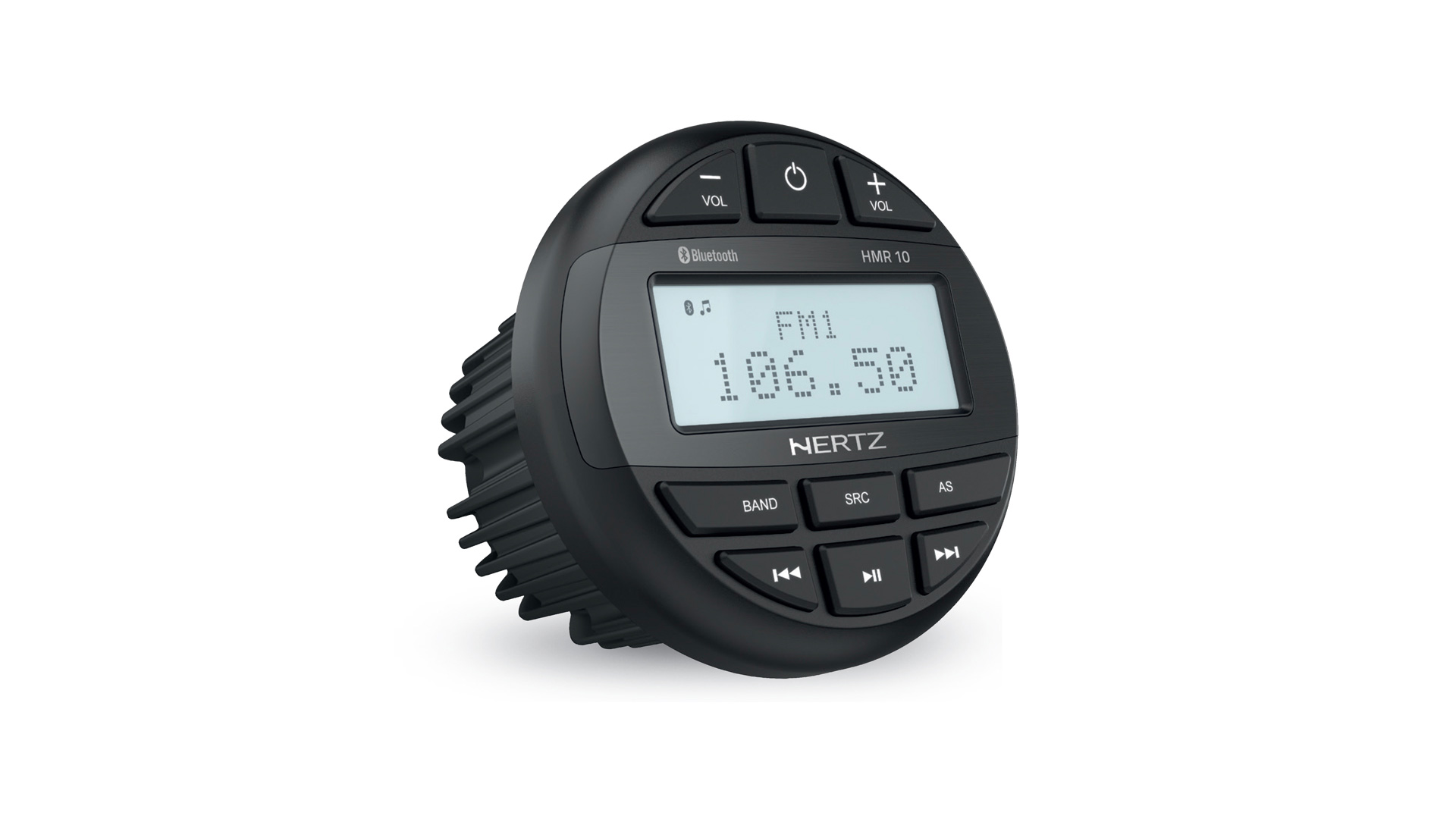 Image of   Hertz HMR10 Marine digital radio med bluetooth