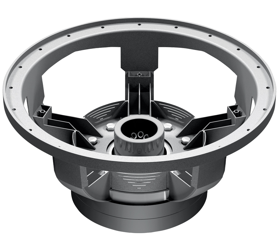 Image of   Hertz MM15 Subwoofer SPL Monster motor del 380 / 15""