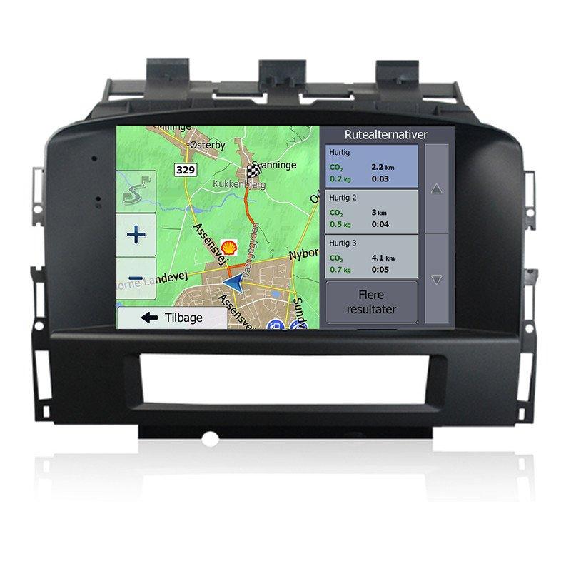 Opel Astra J Navigation