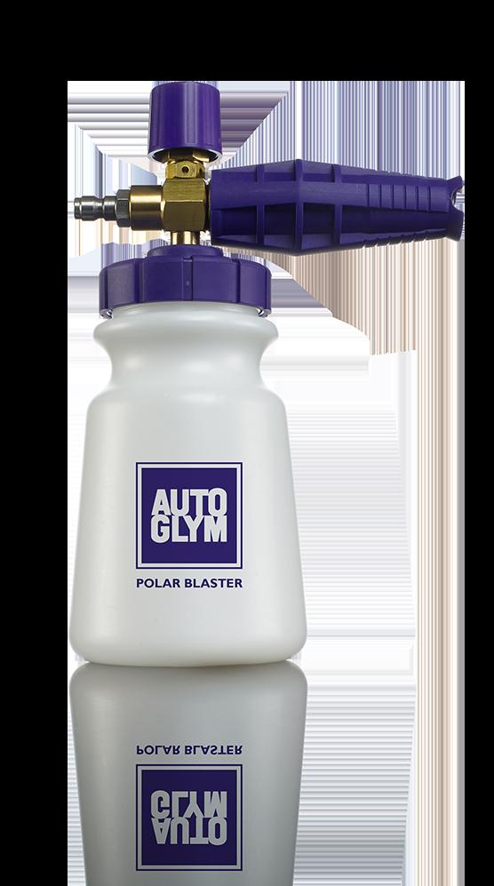 Autoglym Polar Blaster Skumlanse m. Nilfisk adapter