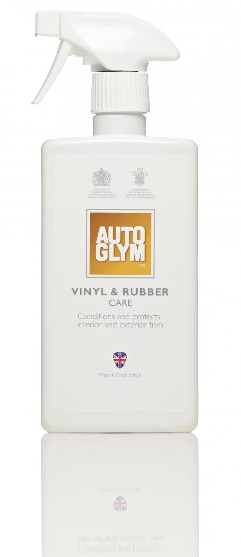 Image of Autoglym VINYL MAKE-UP - Vinyl & Rubber Care - 500 ml.