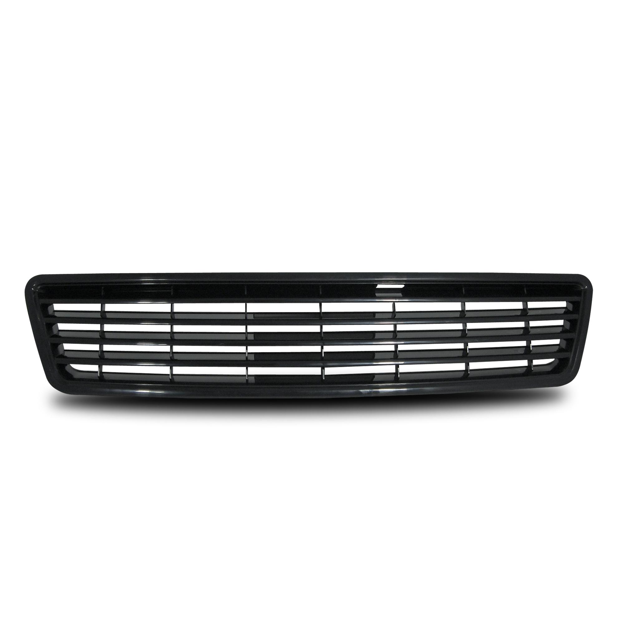JOM Frontgrill sort til Audi A6 årgang 5.1997-6.2001 - uden logo