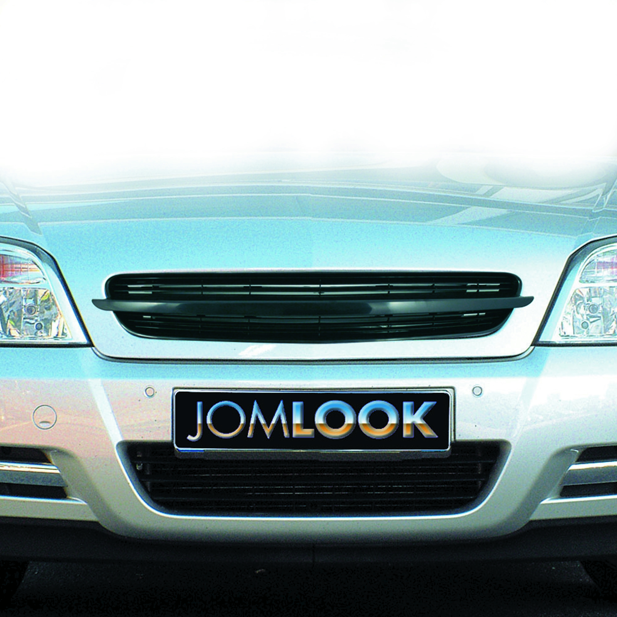 JOM Frontgrill sort til Opel Vectra C og Signum årgang 2002-2005 - uden logo