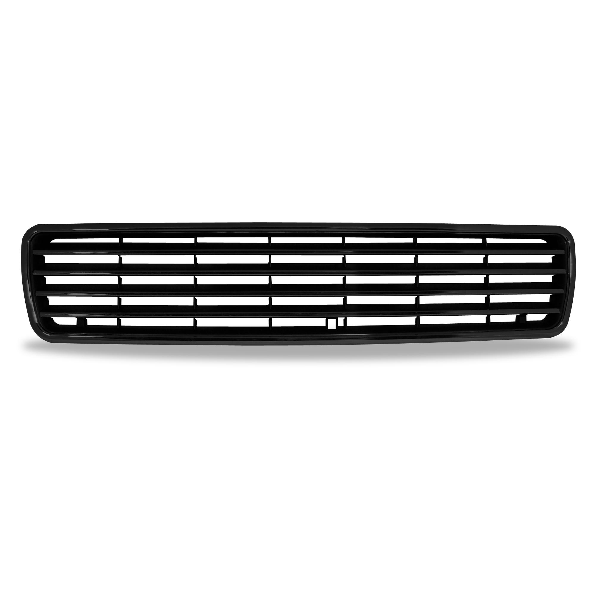 JOM Frontgrill sort til Audi 80 B4 - uden logo