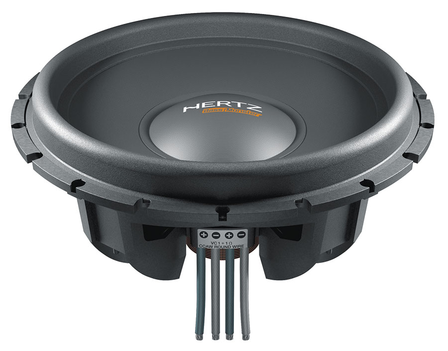 "Image of   Hertz MG15 SPL Monster membran 15"", 2 x 1,0 Ohm svingspole"
