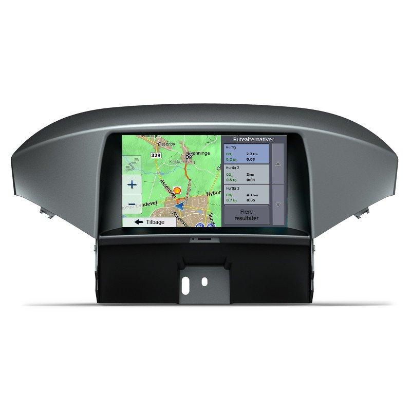 Image of Chevrolet Orlando Navigation